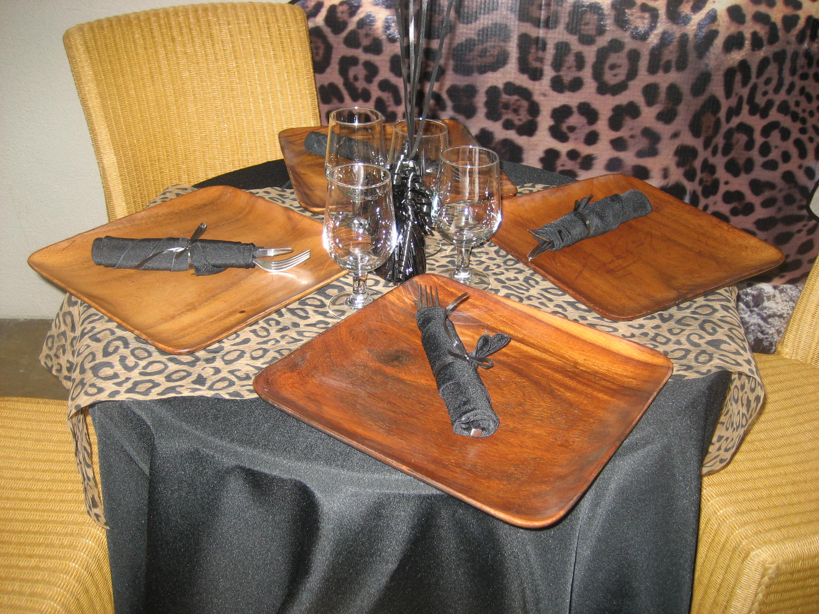 Welcome to blissful kitchen s blog blissful kitchen blog for African party decoration